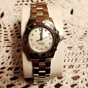 Authentic TAG Heuer Womens Watch